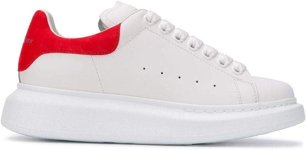 Alexander Mcqueen Baskets Blanc Chaussures de sport