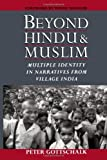 img - for Beyond Hindu and Muslim: Multiple Identity in Narratives from Village India book / textbook / text book