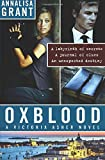 Oxblood (The Victoria Asher Novels)