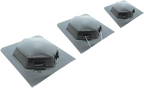 Producto nuevo 3 pc juego de bombillas para coche ANT cebo trampas para bandejas para Bug Killer cochinillas cucarachas resistente al Control por Internet infestación listo para su uso en polvo Poison
