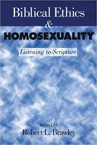 Oliver odonovan homosexuality in christianity