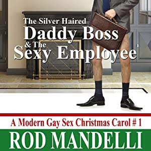 The Silver Haired Daddy Boss & The Sexy Employee Audiobook