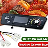 LCD Display Thermostat Controller Board,120V Pellet