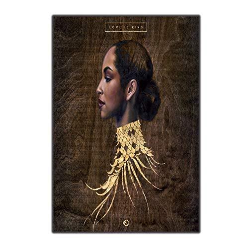 NOVELOVE Imagen de Arte de Pared Sade Singer Música Star ...