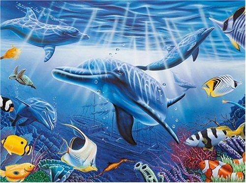 Ravensburger Dolphins 300-Piece Puzzle