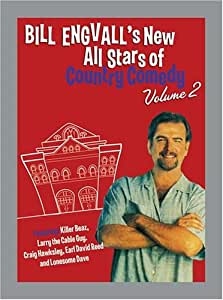Amazon.com: Bill Engvall's New All Stars Of Country Comedy ...