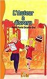 L'auteur a disparu par Desplat-Duc
