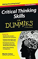 Image of the product Critical Thinking Skills that is listed on the catalogue brand of For Dummies.