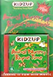 Animal Nursery Rhyme Songbook, Audio and Kidzup Productions Staff, 1894281780