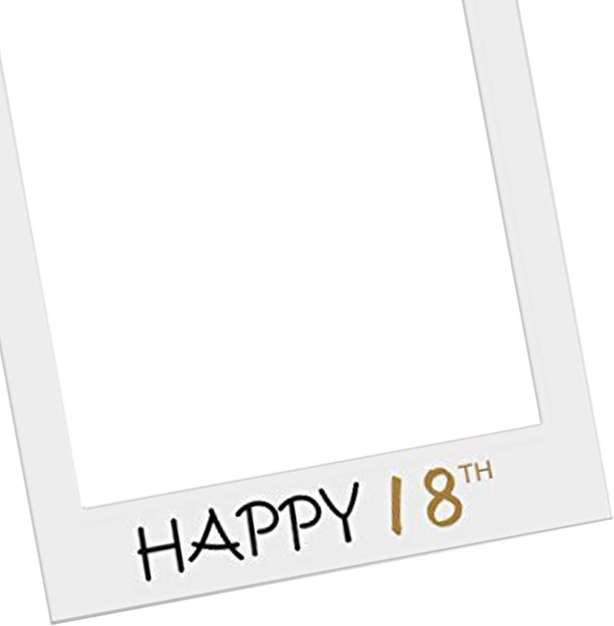 Multi 18 Trimming Shop 1 Pi/èce Grande Taille F/ête Accessoires Photomaton Cadre