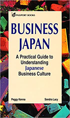 Business Japanese Book
