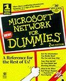 The Microsoft Network for Dummies, Doug Lowe, 0764501607
