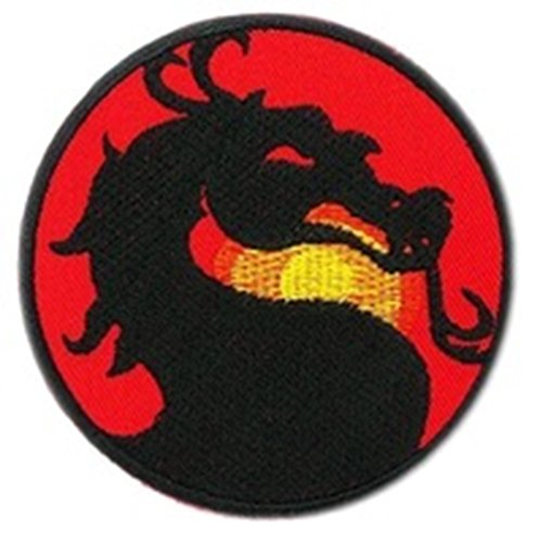 Predator Mortal Kombat X Costumes (J and C Family Owned Mortal Kombat Classic Logo 3.5