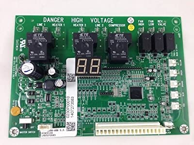 Amana Rskp0010 Control Board