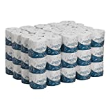 Angel Soft Ultra Professional Series 2-Ply Embossed Toilet Paper, by GP PRO, 16560, 400 sheets per roll, 60 rolls per case