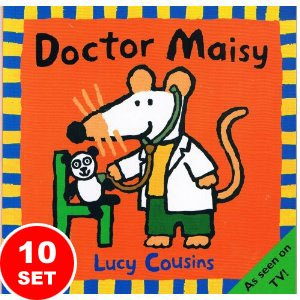 Download Maisy Mouse 10 book collection Set (Maisy Collection) (Maisys Bathtime, Maisy Goes Shopping, Maisy Dresses Up, Maisy Tidies Up, Maisys Bedtime, Maisys Pool, Maisy Makes Lemondae, Maisy Makes Gingerbread, Doctor Maisy and Maisys Bus) pdf epub