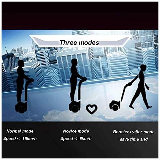 Hoverboard Electrique Auto Balance des Scooter, Scooter électrique, Hoverboard Auto-Balance, LED de 19 Pouces Hover, tenus à la Main Hors Route Solde Voiture Hover Scooter Board