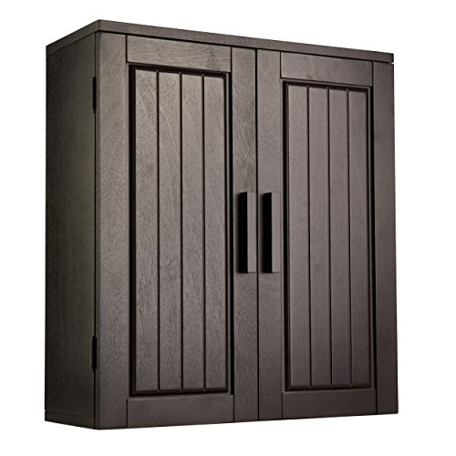 - Elegant Home Fashions Catalina Wall Cabinet