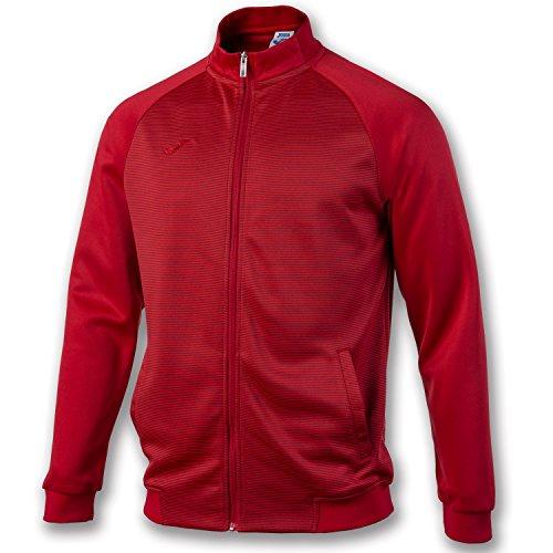 Joma Kiarenzafd 101064 Giacca Fashion Rosso Gilet Uomo Nero Essential Giacche g77drwEqnx