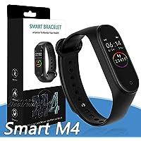 Smartband Pulseira Inteligente M4 A Prova D'água! Relogio monitor cardiaco