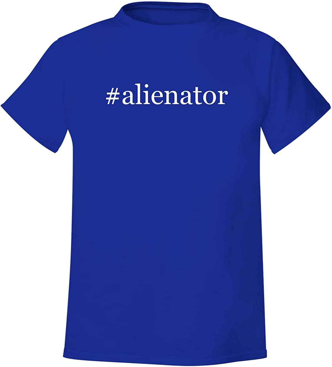 #Alienator - Men'S Hashtag weich & Comfortable T-Shirt