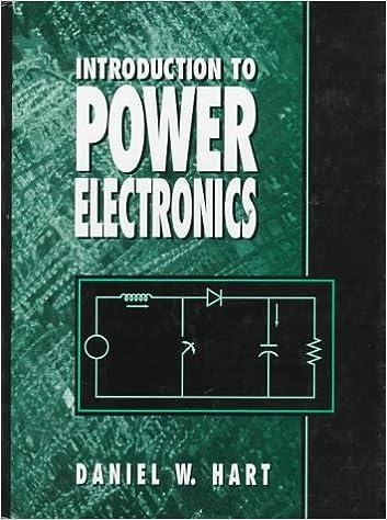 Introduction to Power Electronics: Daniel W  Hart