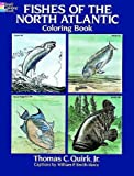 Fishes of North Atlantic Cookbook, Thomas C. Quirk, 0486248275