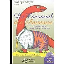 CARNAVAL DES ANIMAUX + CD
