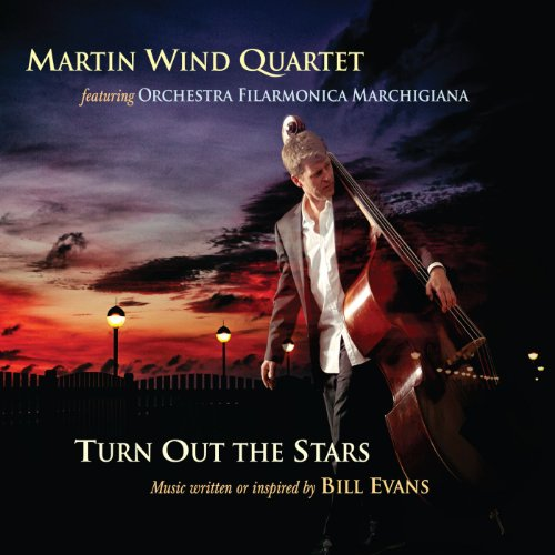 Martin Wind Quartet Feat. Orchestra Filarmonica Marchigiana-Turn Out The Stars-CD-FLAC-2014-CUSTODES Download