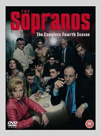 The Sopranos: Complete HBO Season 4 [1999] [DVD]: Amazon co