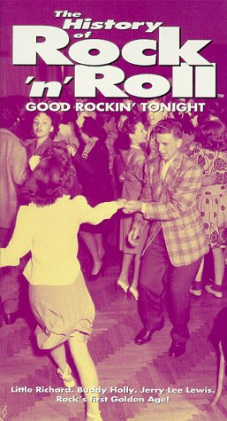 (History of Rock & Roll 2: Good Rockin Tonight [VHS])