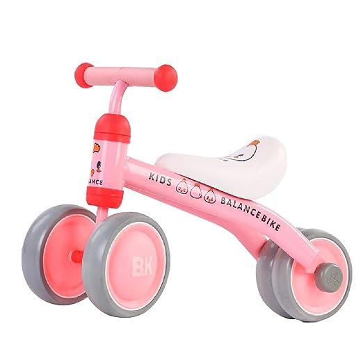 ZXB Bike Balance Andador Juguetes para Empujar la Bici del bebé ...