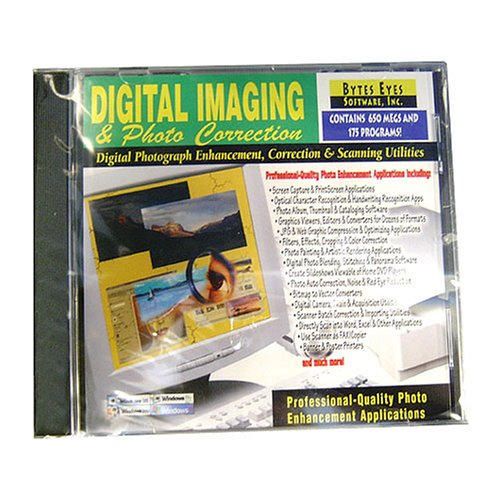 BYTESIZE SOFTWARE Digital Imaging and Photo Correction ( Windows ) (Software Photo Imaging)