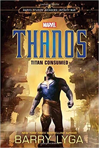 Amazon com: MARVEL's Avengers: Infinity War: Thanos: Titan