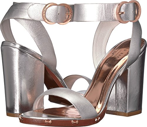 Silver Womens Ted Leather Lylea Baker O0xBq