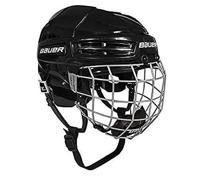 Amazon Com Bauer Ims 5 0 Helmet Combo Sports Outdoors
