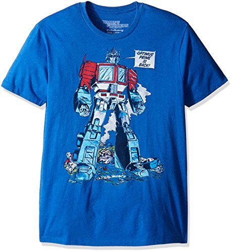 Sleeves T-shirts Goodie Two (Goodie Two Sleeves Men's Transformers Adult T-Shirt)