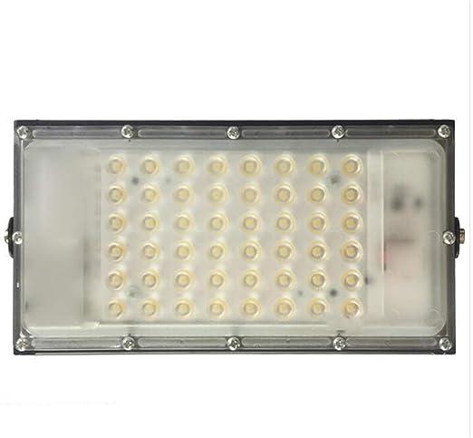 H-XH Exteriores Foco Proyector LED, Proyectores de Seguridad ...