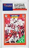 Barry Sanders Detroit Lions Autographed 1989 Pro Set #494 Rookie Card - Fanatics Authentic Certified