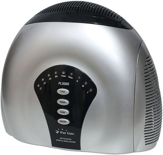 Purline Purificador Ionizador de Aire Hepa Pl3000: Amazon.es: Electrónica
