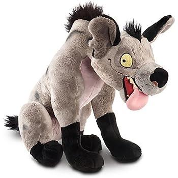 Amazon Com The Lion King Hyena Ed Plush 11 Toys Amp Games