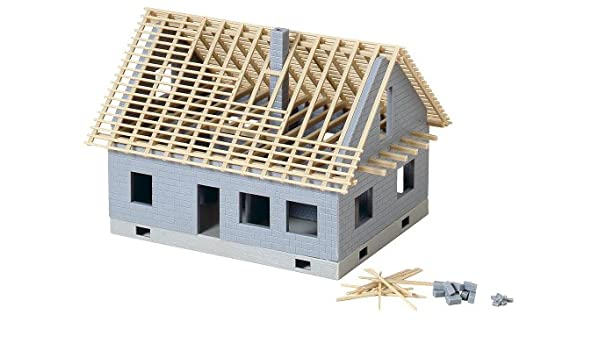 Neu H0 Haus Im Bau Faller 130559-1//87