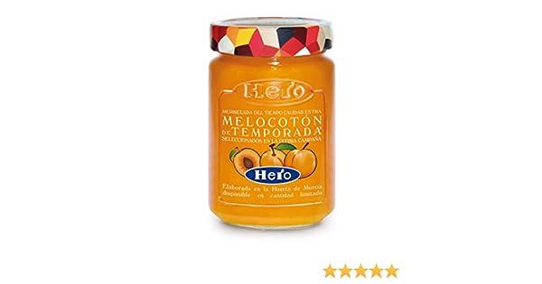Hero - Mermelada Melocotón de Temporada - 350 g: Amazon.es: Alimentación y bebidas