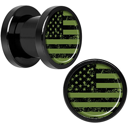 Body Candy Black Anodized American product image