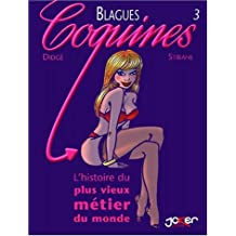 BLAGUES COQUINES T03