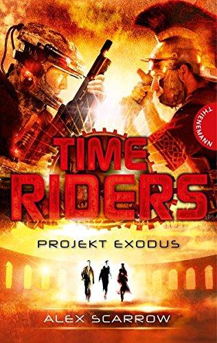 TimeRiders 5: TimeRiders: Projekt Exodus