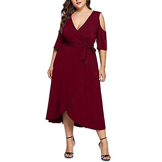 151130d2041 Amazon.com  Sumeimiya Plus Size Dress for Women