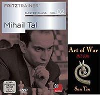 "Master Class Vol. 2: Mihail Tal & ChessCentral's ""Art of War"" E-Book: (2 Item Bundle)"