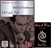 Master Class Vol. 2: Mihail Tal bundled with Art of War on DVD - 2 item bundle
