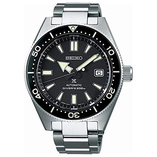 SEIKO PROSPEX diver watch mechanical self-winding (with manual winding) Waterproof 200m SBDC051 Japan Impo